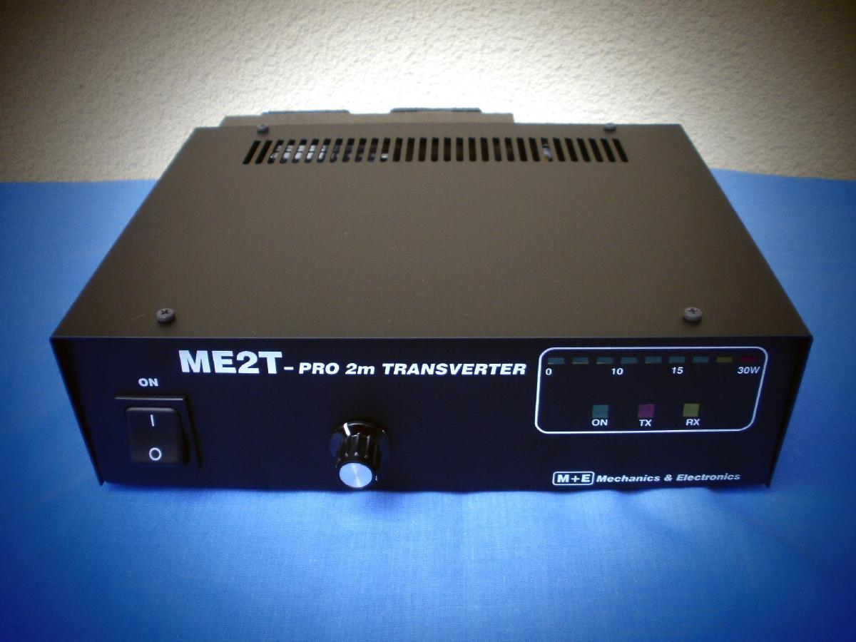 ME2T-PRO very high performance 2m transverter