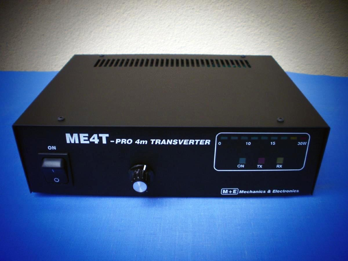 ME4T-PRO very high performance 4m transverter